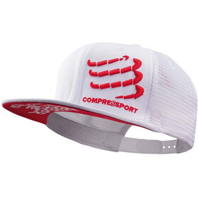 Compressport Trucker Cap White